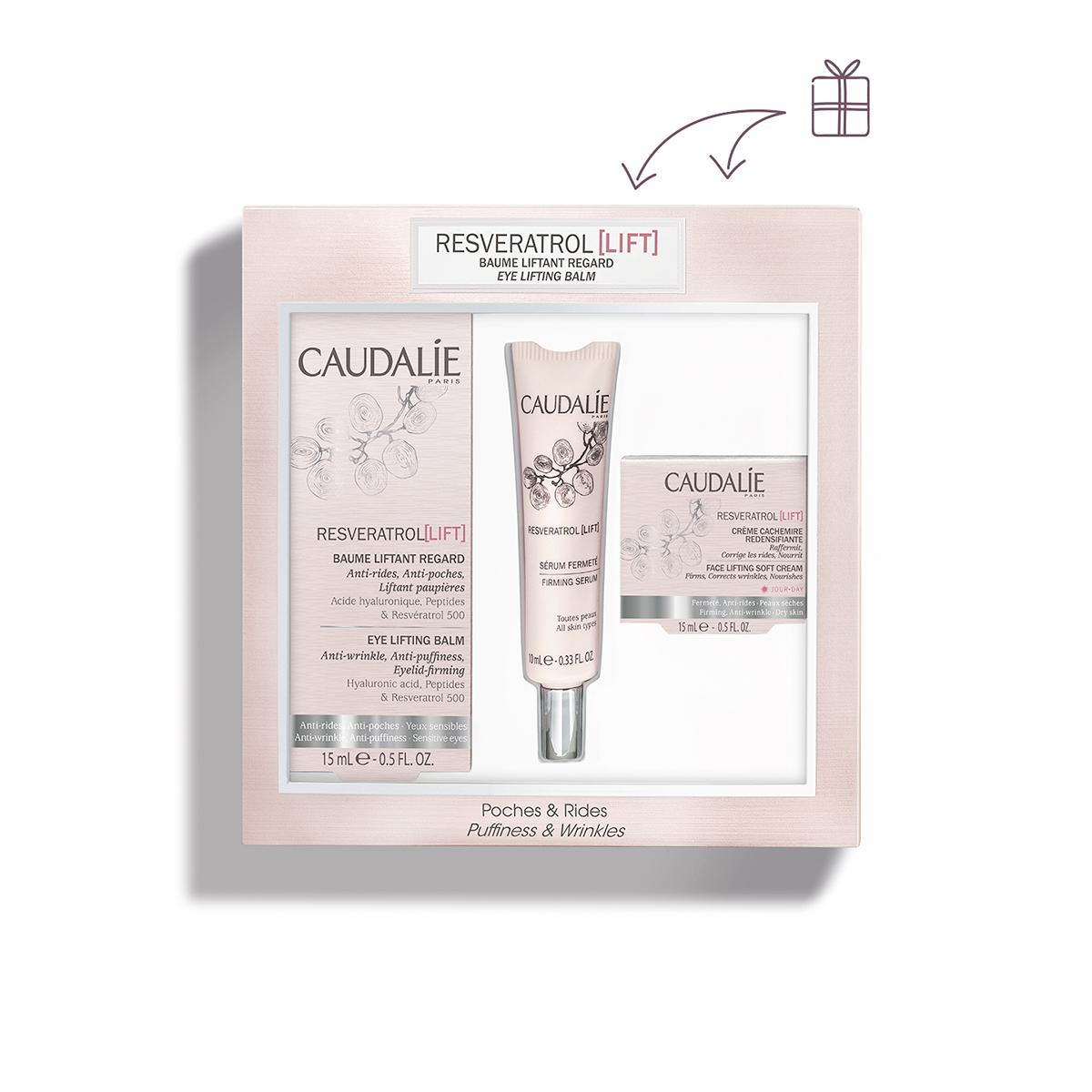Набор Resveratrol [Lift] с кремом для глаз