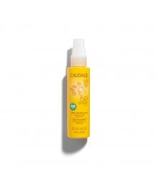 Солнцезащитное молочко-спрей для тела и лица с SPF50 - 75mL